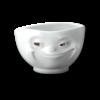 Tassen Tassen - magneet - grijnzend