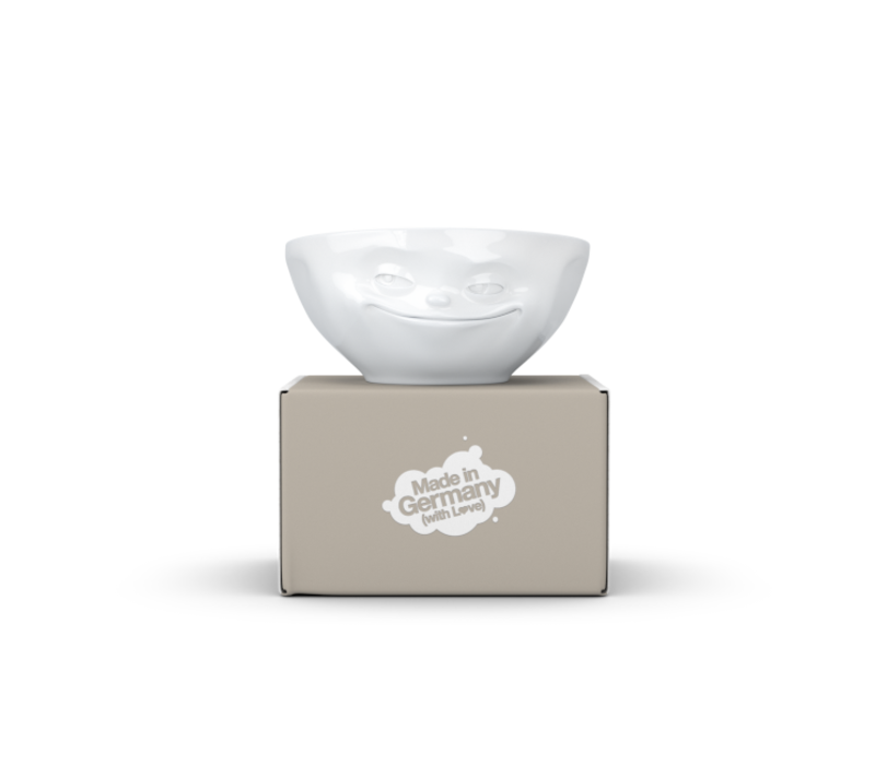 Tassen - kom 350 ml - grijnzend