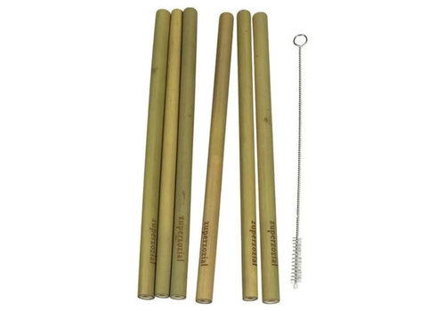 Zuperzozial Zuperzozial - rietjes - bamboo