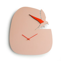 Florentina - zwaluw klok - 50cm