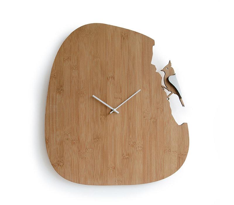 Florentina - kuifmees klok - 50cm