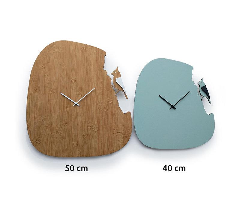 Florentina - koolmees klok - 40cm