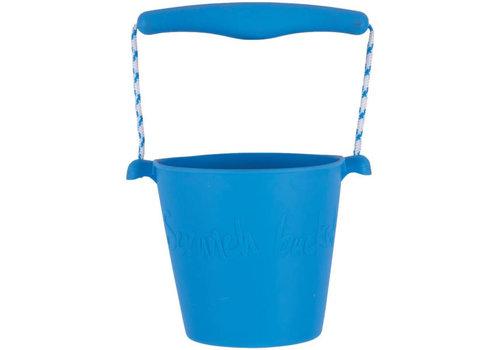 Scrunch Scrunch - bucket - blue