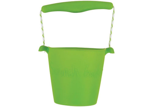 Scrunch Scrunch - bucket - green