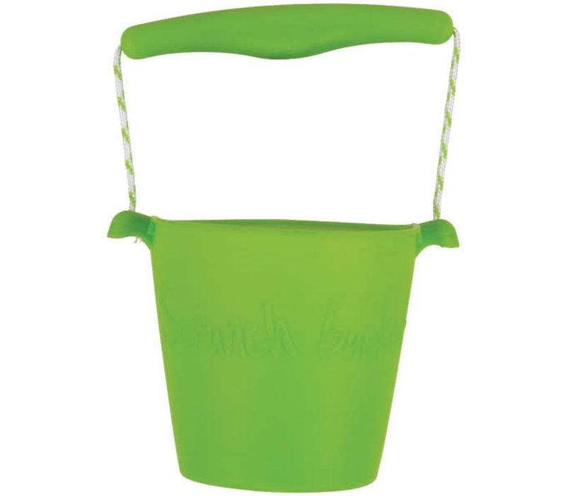Scrunch - bucket - green