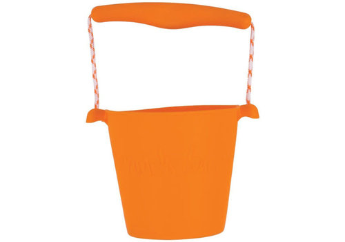 Scrunch Scrunch - bucket - orange