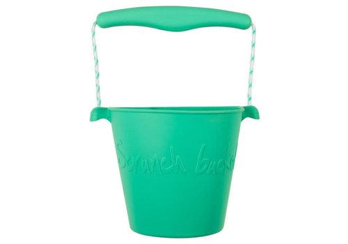 Scrunch Scrunch - bucket - duck egg green