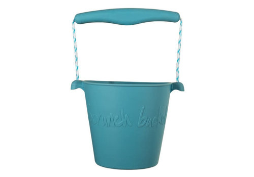 Scrunch Scrunch - bucket - twilight blue