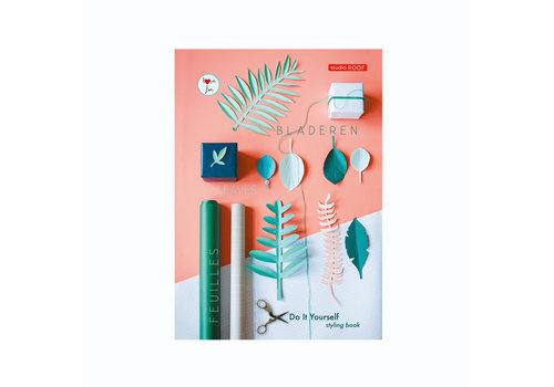 Studio Roof Studio Roof - styling boek - groene bladeren (144 pagina)
