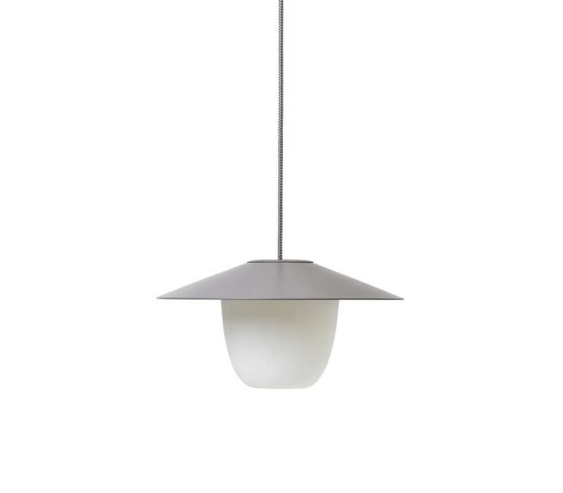 Blomus - lamp ani - satellite grey
