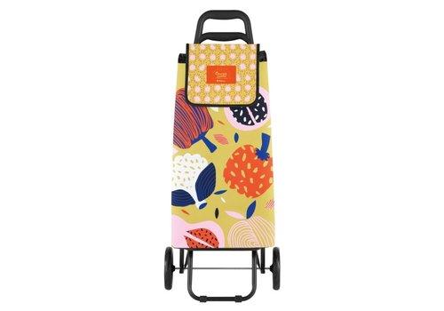 Derriere la porte Derriere la porte - trolley - ensoleillées