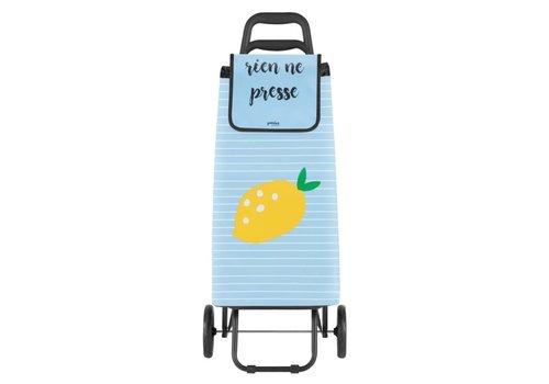 Derriere la porte Derriere la porte - trolley - rien ne presse