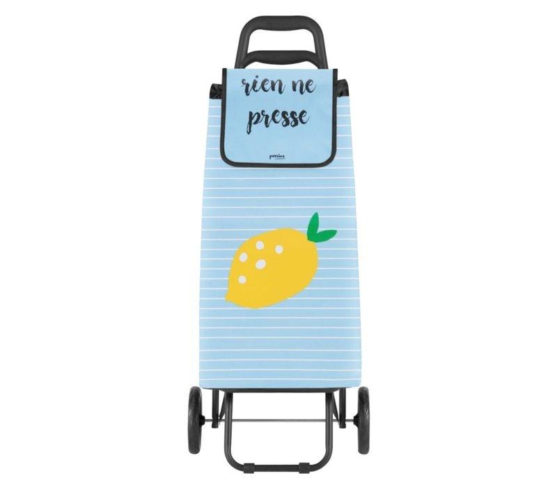 Derriere la porte - trolley - rien ne presse