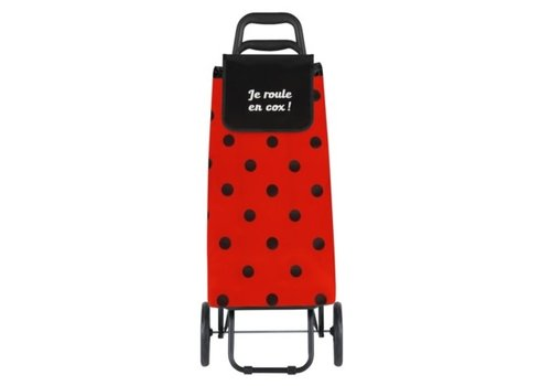 Derriere la porte Derriere la porte - trolley - je roule en cox