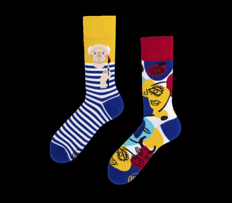 Many mornings - sokken - picassocks
