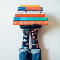 Many mornings - sokken - the book story