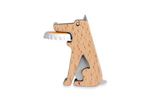 Kikkerland Kikkerland - flessenopener - hond