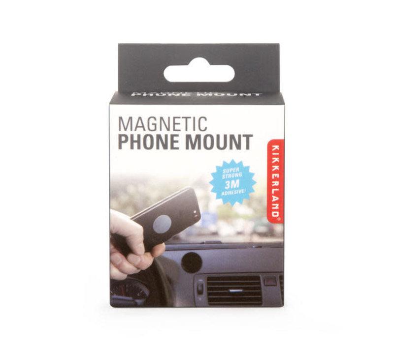 Kikkerland - telefoonhouder magneet