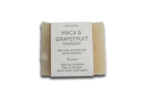 Zeeplokaal Zeeplokaal - haarzeep maca & grapefruit