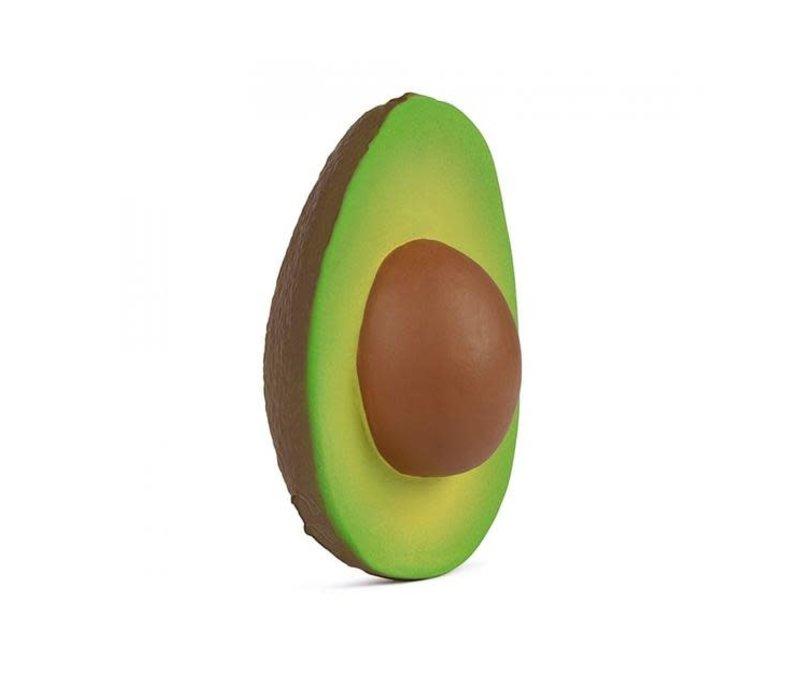 Oli & Carol - bijtspeeltje - avocado