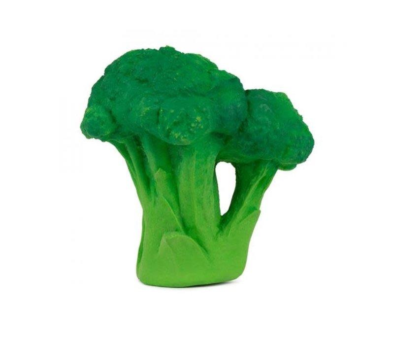 Oli & Carol - bijtspeeltje - brocolli