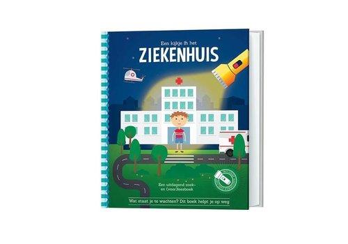 Lantaarn Publishers Lantaarn Publishers - zaklampboek - een kijkje in het ziekenhuis