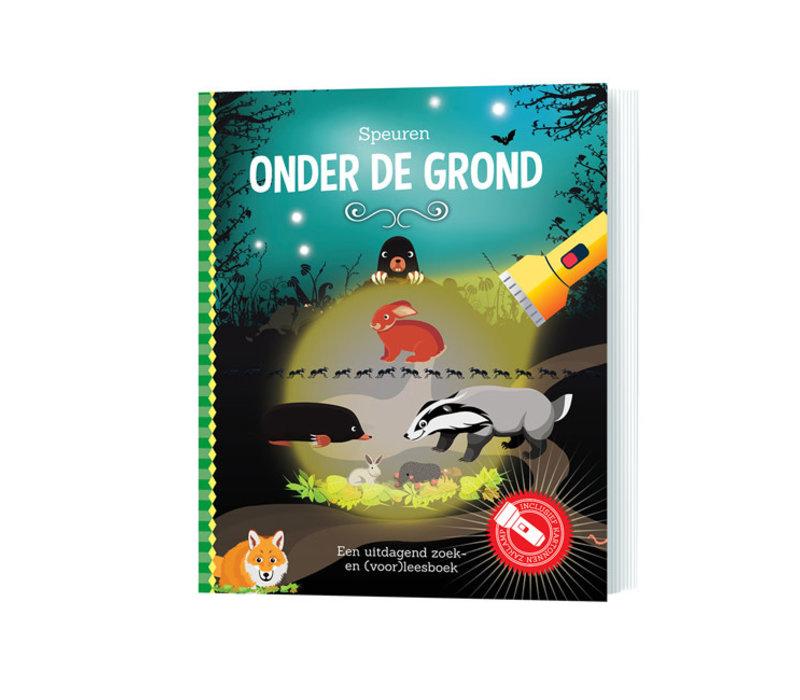 Lantaarn Publishers - zaklampboek - speuren onder de grond