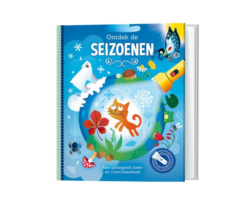 Lantaarn Publishers - zaklampboek - ontdek de seizoenen