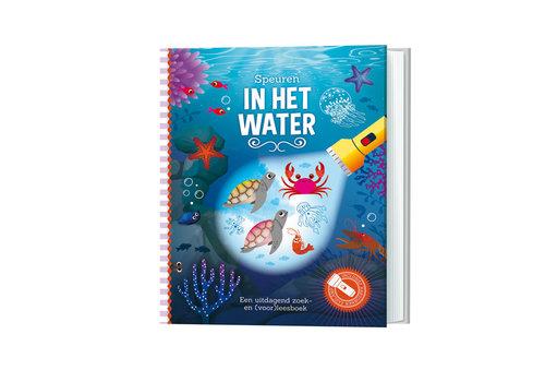 Lantaarn Publishers Lantaarn - zaklampboek - speuren in het water