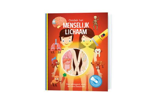 Lantaarn Publishers Lantaarn Publishers - zaklampboek - ontdek het menselijk lichaam