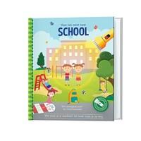 Lantaarn Publishers - zaklampboek - voor het eerst naar school