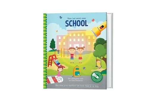 Lantaarn Publishers Lantaarn Publishers - zaklampboek - voor het eerst naar school