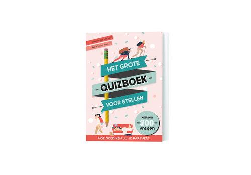 Lantaarn Publishers Lantaarn Publishers - het grote quizboek voor stellen