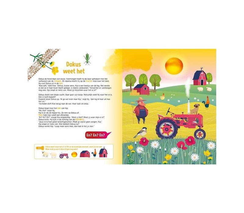 Lantaarn Publishers - zaklampboek - speuren op de boerderij