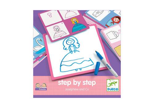 Djeco Djeco - leren tekenen - josephine & co