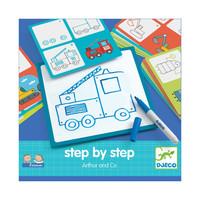 Djeco - leren tekenen - arthur & co