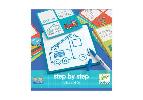 Djeco Djeco - leren tekenen - arthur & co