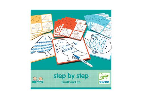 Djeco Djeco - leren tekenen - graff & co