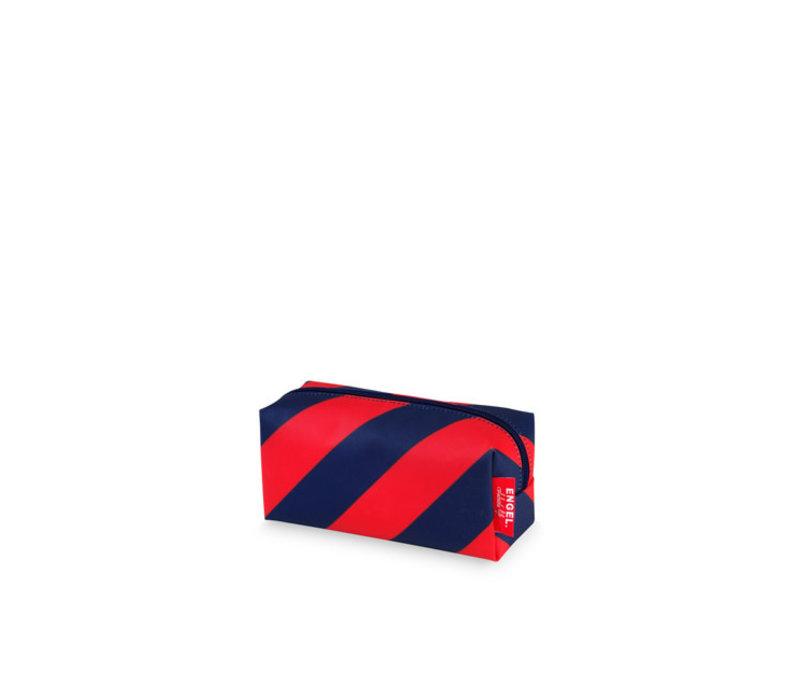 Engel - etui brick - stripe navy