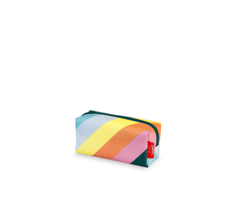 Engel - etui brick - stripe rainbow