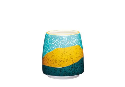 Kitchen Craft Kitchen Craft - (bloem)pot - colour block