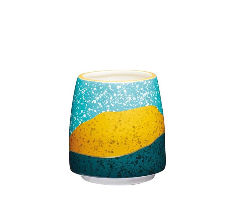 Kitchen Craft - (bloem)pot - colour block
