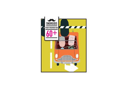 Snor Snor - snor-gids - 60+ voor vrouwen