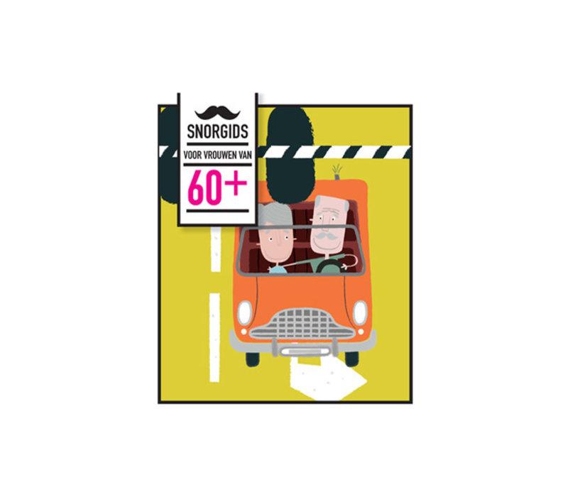 Snor - snor-gids - 60+ voor vrouwen