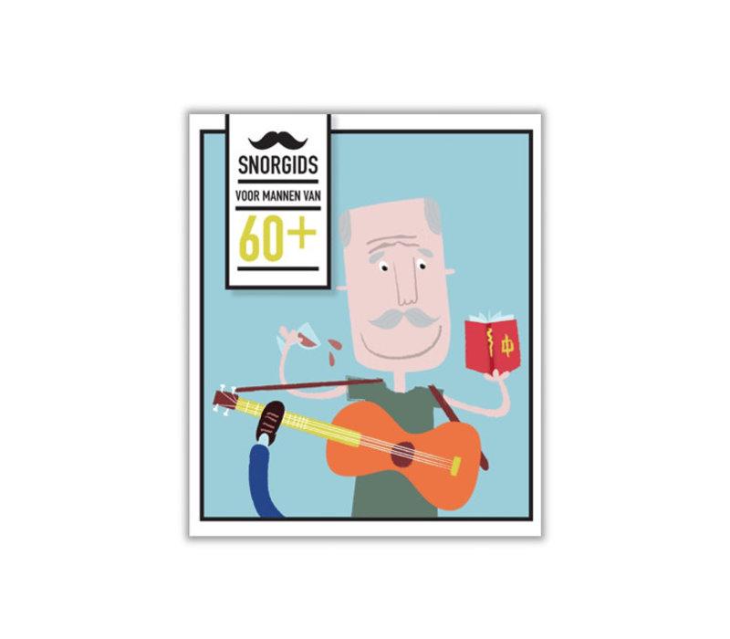 Snor - snor-gids - 60+ voor mannen