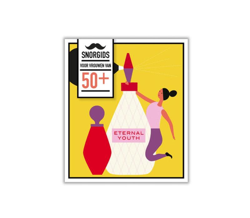 Snor - snor-gids - 50+ voor vrouwen