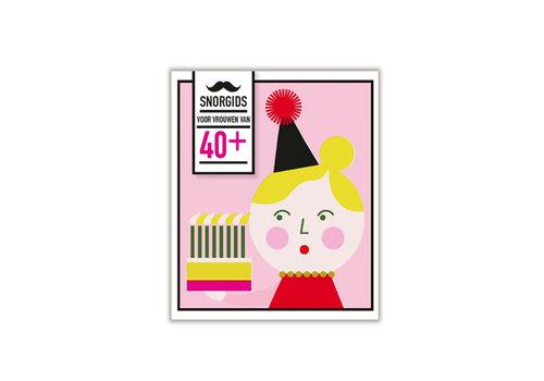 Snor Snor - snor-gids - 40+ voor vrouwen