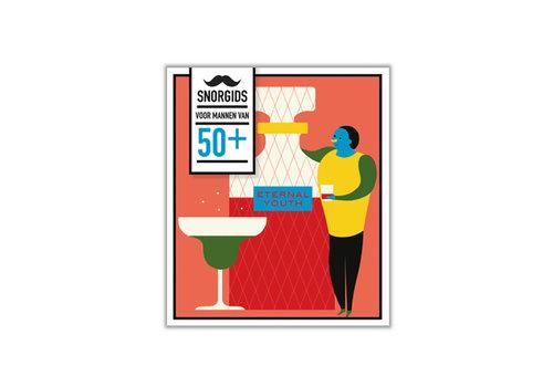 Snor Snor - snor-gids - 50+ voor mannen