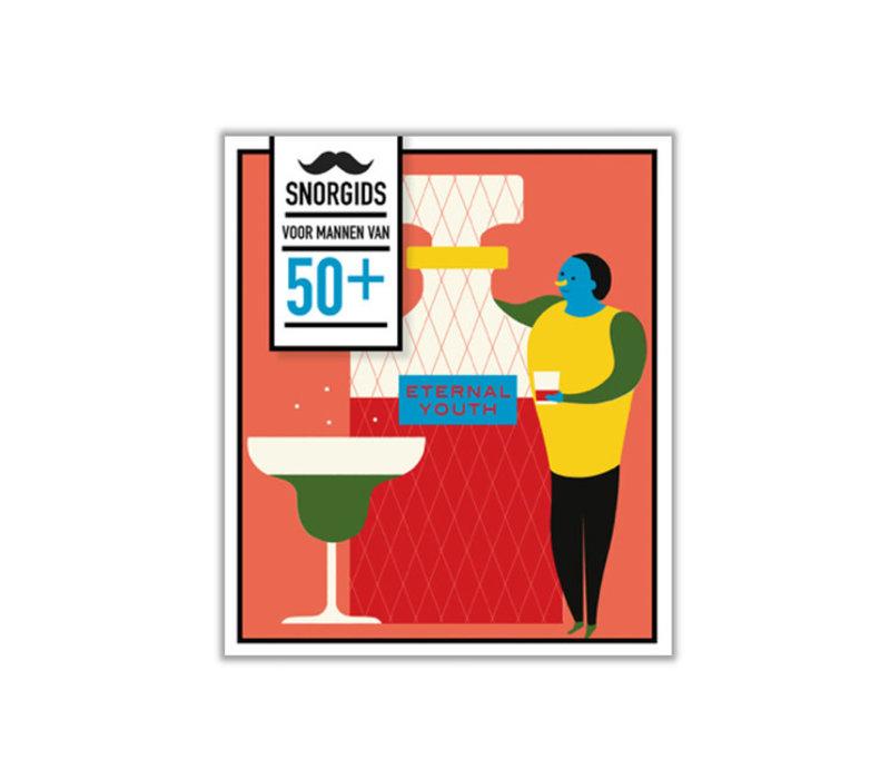 Snor - snor-gids - 50+ voor mannen