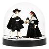 &Klevering &Klevering - wonderball sneeuwbol - marten & oopjen